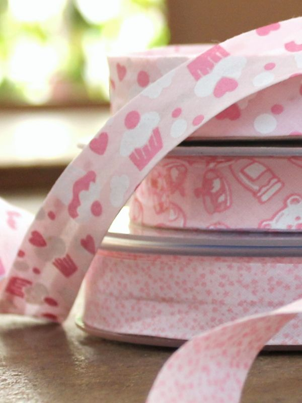 Cintas Bies infantiles #Ribbons #Pink #Children