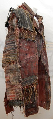 Waterworld / Mariner Coat/Goggles (Kevin Costner) | ScreenUsed.com