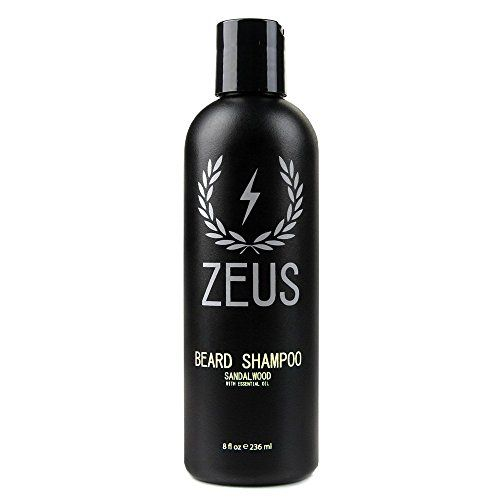 Zeus Beard Shampoo and Conditioner Wash Review