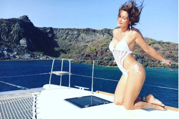 Flávia Alessandra conta como supera seu metabolismo preguiçoso
