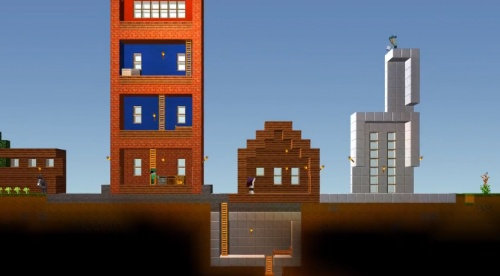 The Blockheads, A 2D Minecraft Game Coming To iOS On ...