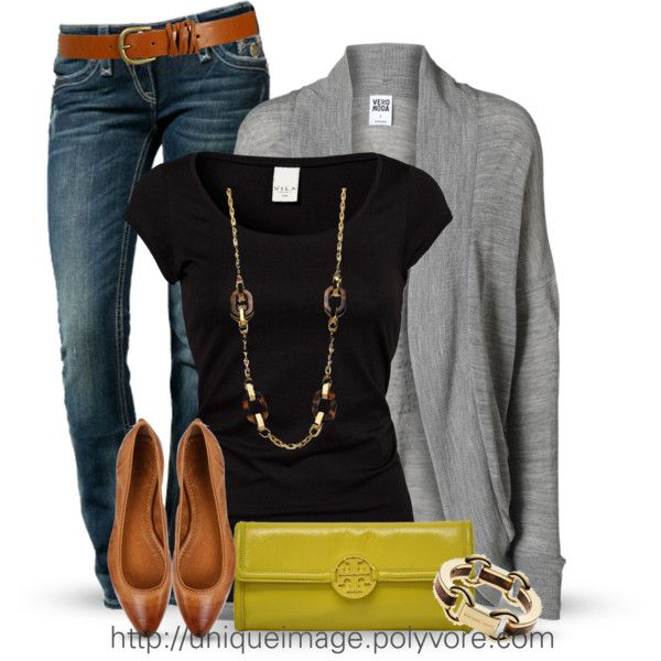 Clothes  Outift for • teens • movies • girls • women •. summer • fall • spring • winter • outfit ideas • dates • parties Polyvore :) Catalina Christiano  Tory Burch Clutch.