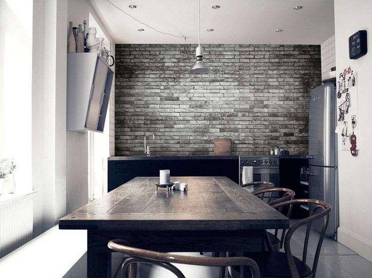 Papier peint trompe l'œil – 33 idées pour embellir maison