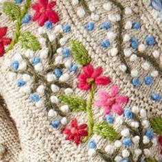 carola sweater - wolkenstricker - designers - Gorsuch