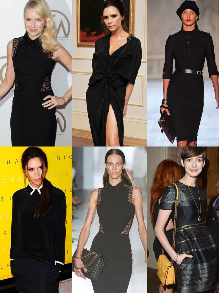 Victoria Beckham's Dresses