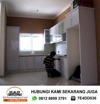 Jasa Bikin Kitchen Set Depok Hub 0812 8899 3791 BB 7E4DD036: Bikin Kitchen Set Murah