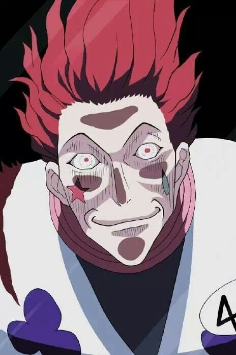 hisoka hunter x - photo #48