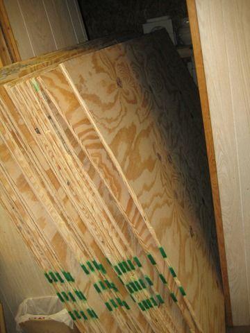 Design Dazzle: DIY: Plywood Flooring in Kids Rooms