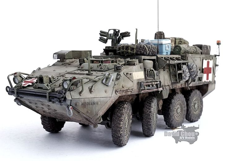 M1133 Stryker Medical Evacuation Vehicle (MEV)