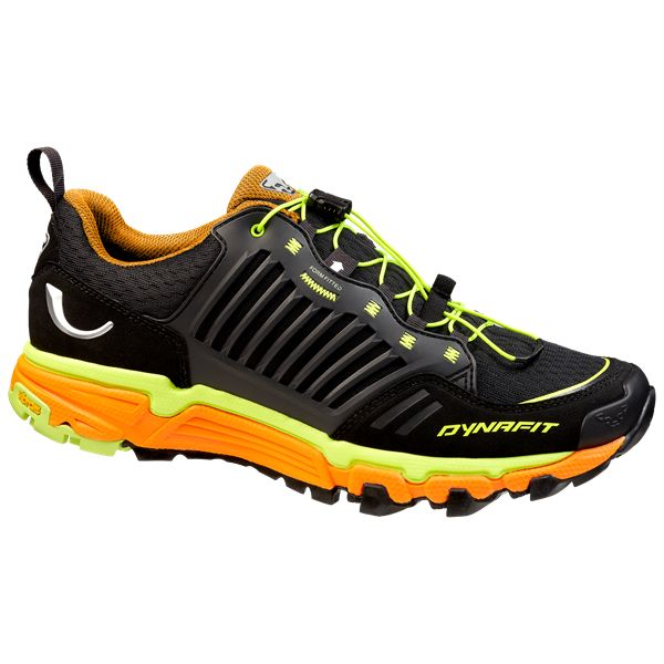 Let the Feline Ultra guide you. Designed for medium- and long-distance runs on-trail over hard, compact terrain types, affording reliable support and shock absorption. The motion guidance provided by the double density Duo Motion...