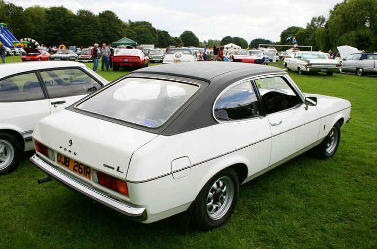 1976 Ford Capri Mk II 1.6 L