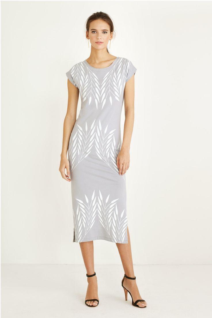 Ethical Fashion: Pacaya Print Neary Dress