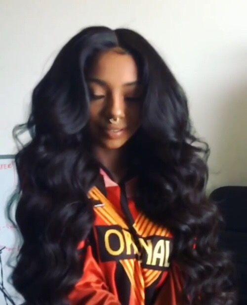 874 Best Virgin Hair Images On Pinterest Black Girls Hairstyles