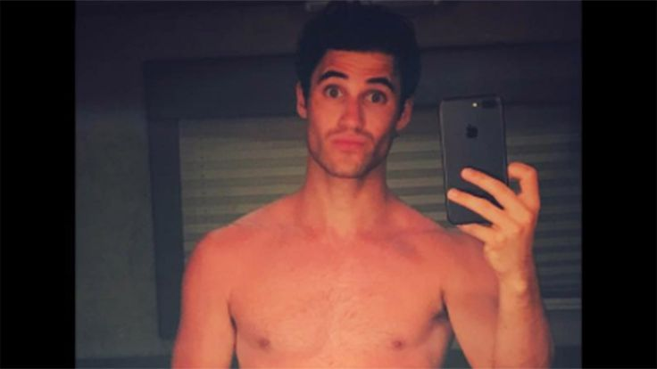 Darren Criss Goes Completely Nude in NSFW Pic From the