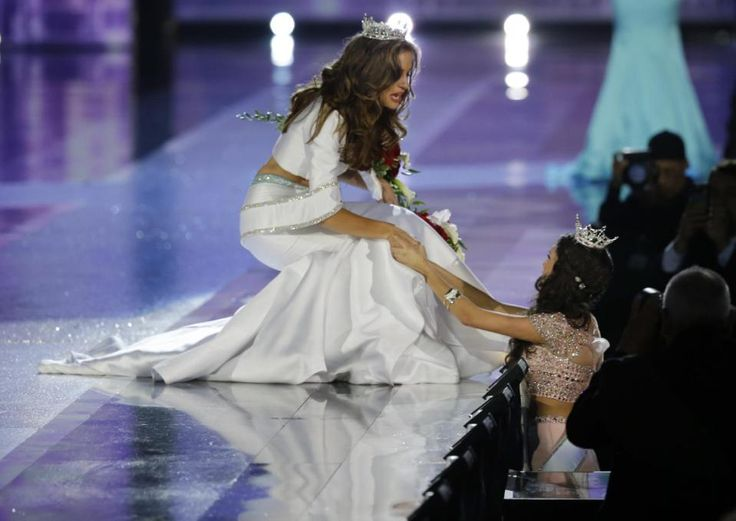 Miss Georgia Betty Cantrell wins Miss America pageant - Yahoo News