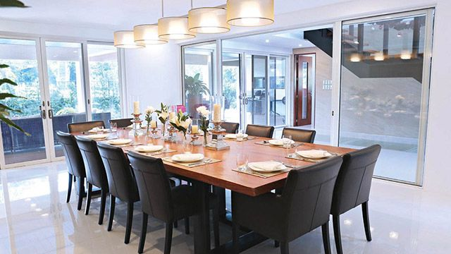 Tour Vic Sotto and Pauleen Luna's Two-Storey House in Laguna