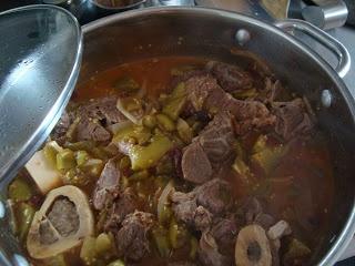 De la cocina de Ximena: Entomatado de res
