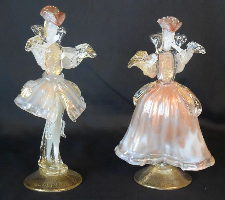 Murano Glass Figurines