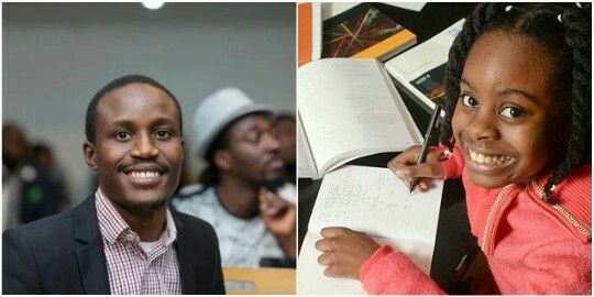 What Is Esther Okade Doing With PhD, A 13-Year-Old? - Tolu Ogunlesi (Photo) - Education - Nigeria http://www.nairaland.com/3775042/what-esther-okade-doing-phd