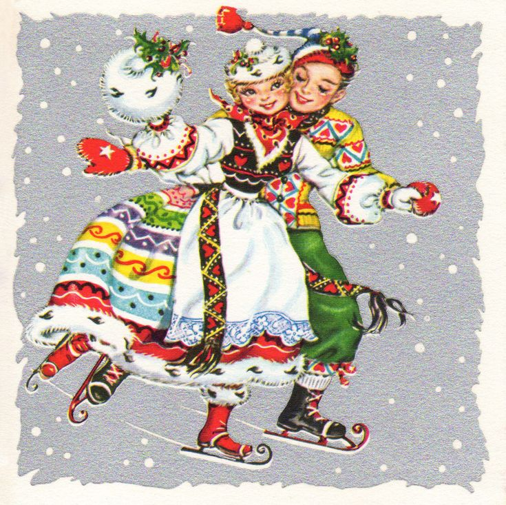 International Christmas Cards at twocrazycrafters.  clb