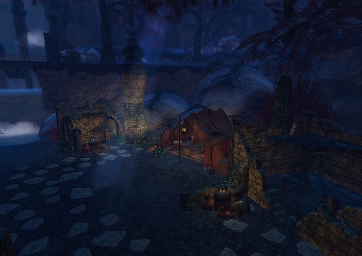 Valley of Ish`nar ~ A fantasy Faire Sim.