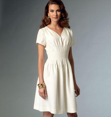 Vogue 9046, Misses' Dress