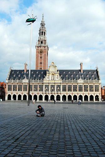 Catholic University Leuven Vlaams Brabant, Belgium