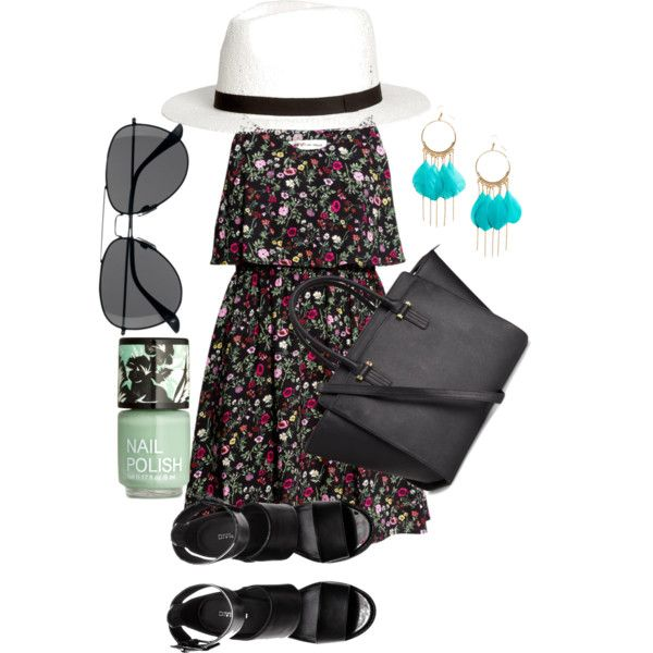 Untitled #9 by csobonyeimate on Polyvore featuring polyvore, fashion, style and H&M
