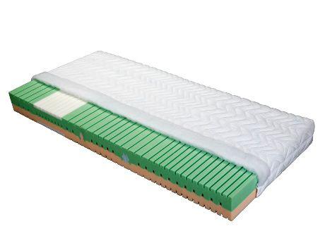 Aktivní pěnová matrace Celtex - Natalia vyrobená ze studené pěny. / Active foam mattress Celtex - Natalia made of cold foam. #foam #mattress #penova #matrace #celtex #jmp #sleep #spanek