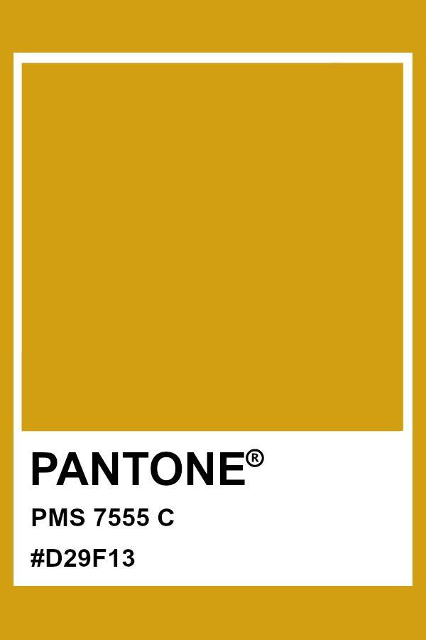 pantone pms 7555 color hex mustard yellow 2322 c 2019 of year