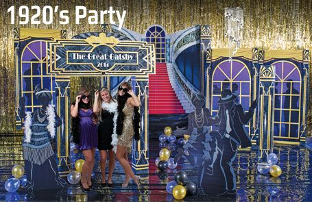Roaring Twenties Party | 1920s Party Supplies | Stumps Party