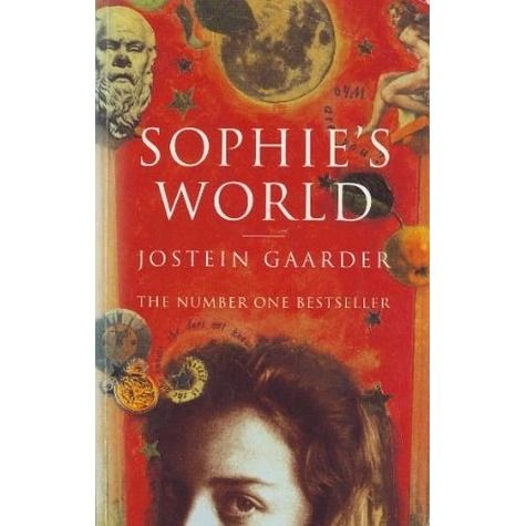 Sophie's World. Jostein Gaarder.  A veritable classic. Someone should've given this to me when I started Philosophy classes in college.