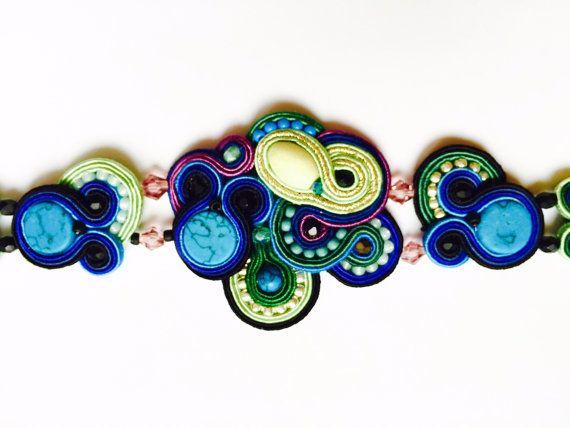 NEW! Soutache bracelet