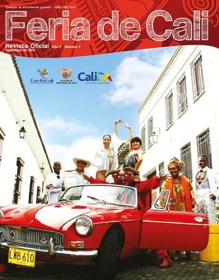 Revista no 3 Feria de Cali 2013