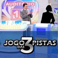 Jogo das 3 Pistas | Jogo Roda a Roda Jequiti do Silvio Santos