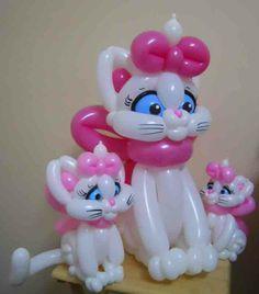 cat balloon - Google Search