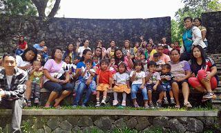 PAUD BUNGA MATAHARI: Gita dei bambini a Bukit Doa Tomohon e Manado
