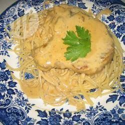 Costeletas de porco com molho de mostarda @ allrecipes.com.br