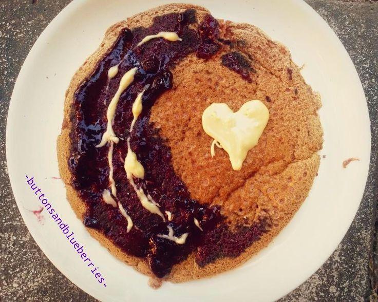 Easy Vegan: Pancakes gluten-free alla banana e grano saraceno
