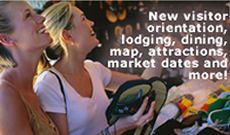 Canton First Monday Trade days orientation guide