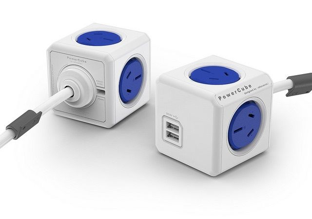 The PowerCube is such a great idea as we all have those cord build up areas in our house! While we do our best to hide them or tidy them, many of us will have double adapters on…