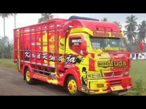 Balap Truck Canter Jam Terbang truck