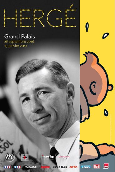 Hergé (Grand Palais)