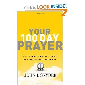 I'm going through this right now, and LOVING it. It's been teaching me a lot about prayer and faithfulness.