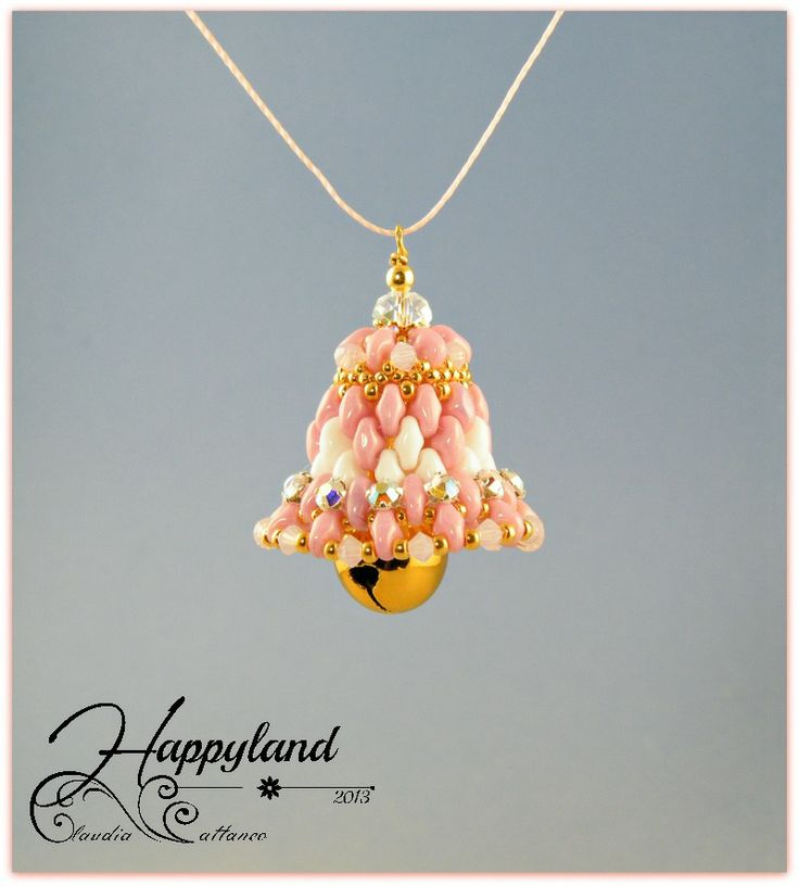 Le gioie di Happyland - patterns: Campanella Superduo