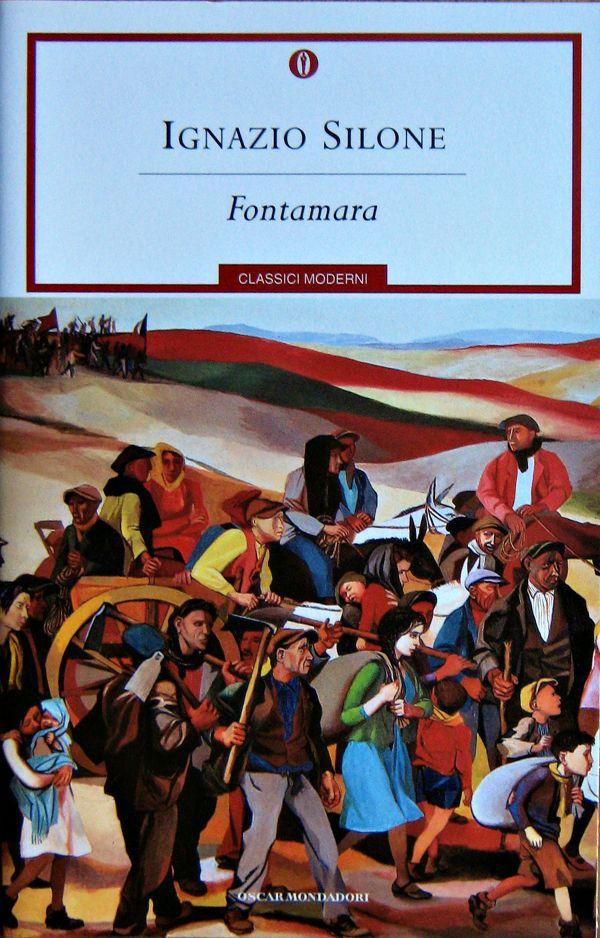 """LETTO..... Ignazi Silone. """"Fontamara"""". Edicions de 1984"""