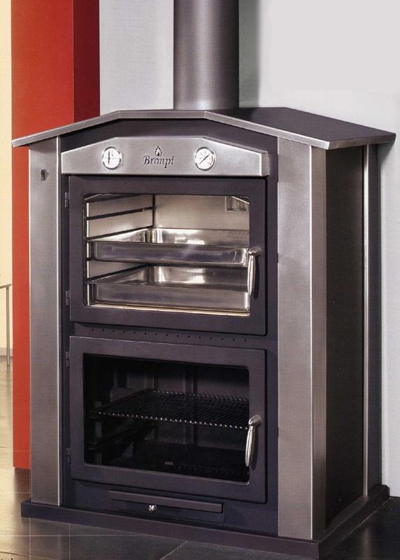 Chimeneas sirvent venta de hornos modernos en - Chimeneas de barro ...