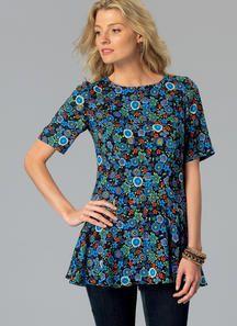 Tops | Kwik Sew Patterns