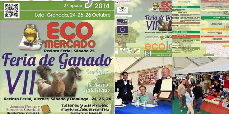 VII Feria de Ganado. Ecoloja 2014