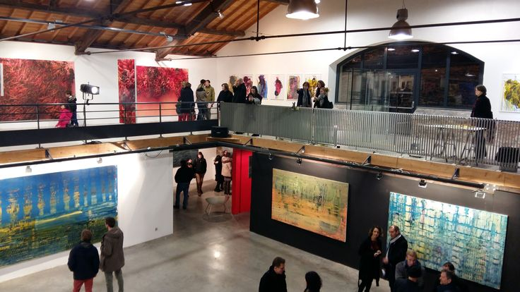 Francois Nugues - Opening Night - Vernissage